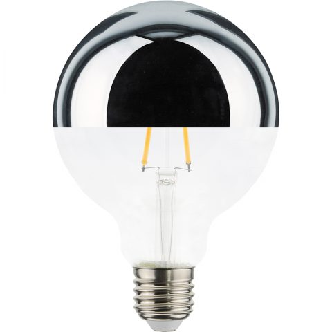 LÂMPADA LED G125 FILAMENTO DEFLETORA – BRILIA